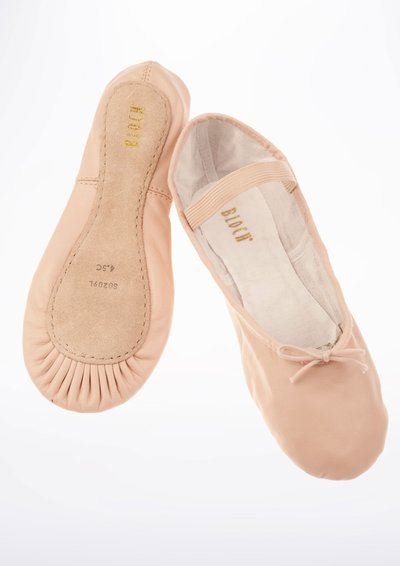 Bloch Arise Leather Ballet Shoe.  Infant 7 - Adult 8.  Price from £10.99 - £12.99