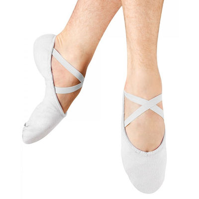 Bloch Pump Canvas Split Sole Ballet Shoe. Size Adult 2 - 12.  £15.99- £19.00