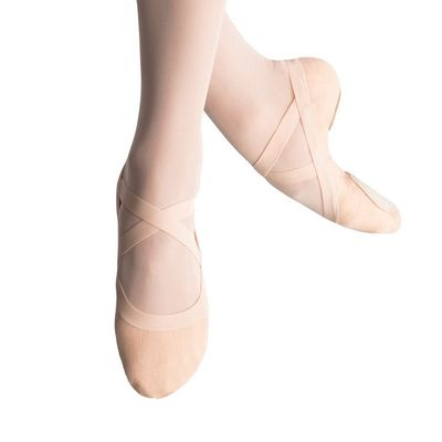 Bloch Synchrony Stretch Canvas Ballet Shoe. Sizes 2-8. £17.90 - £24.00