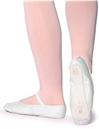 Roch Valley Ophelia Leather Ballet Shoe. Size Infant 4 - Infant 7. £10